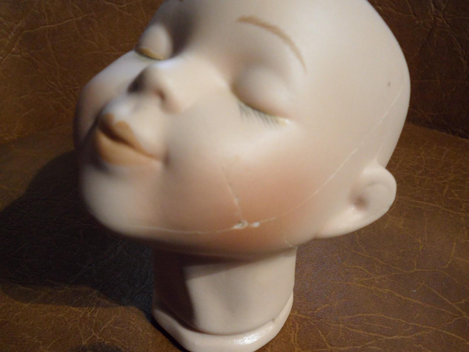 Как сделать кукле глаза из гипса