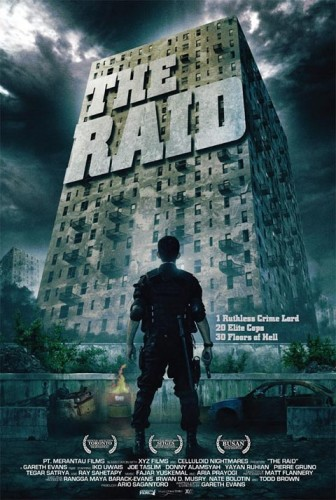 film The Raid (2011) en streaming