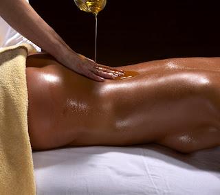 masajes aceite eliminar celulitis rapido