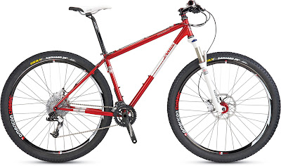 2013 Jamis Dragon 29er Race Bike