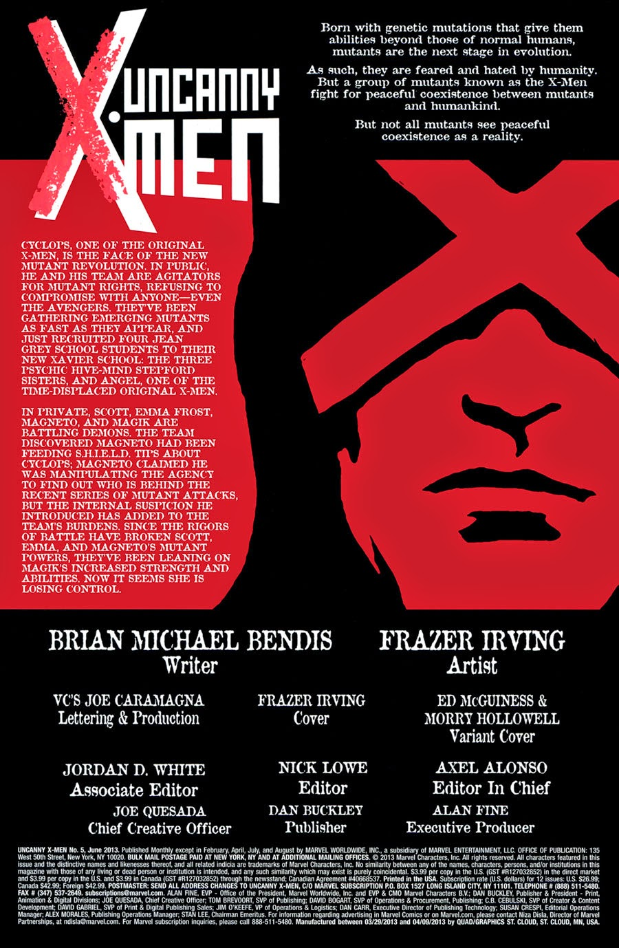 Uncanny X-Men chap 5 - Trang 2