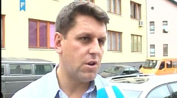 Camil Durakovic, mayor of Srebrenica.