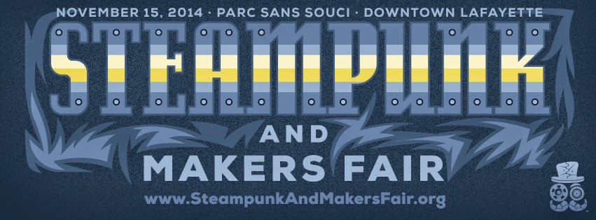 http://www.steampunkandmakersfair.org/