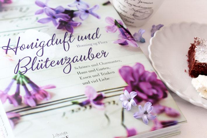 Amalie loves Denmark Honigduft unf Blütenzauber Honning og Flora
