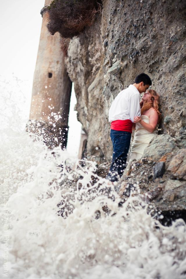 magical day weddings disney�s little mermaid engagement