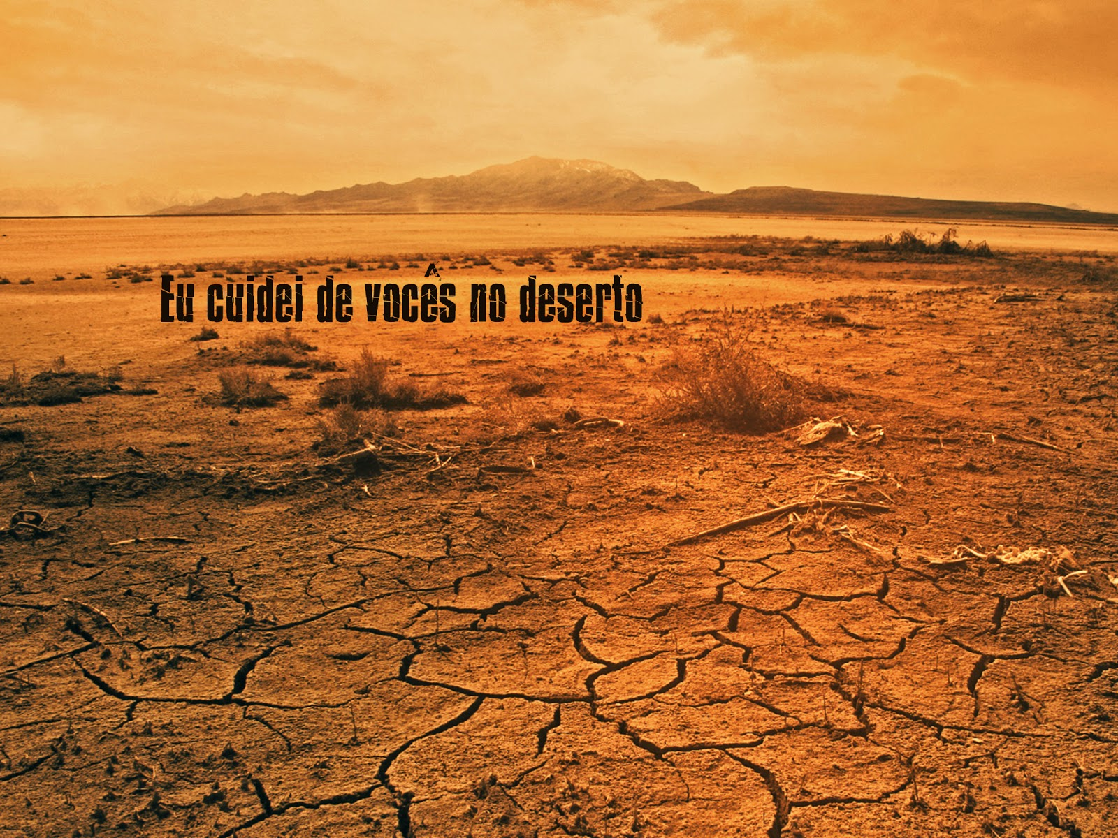 Desertos podem surgir na vida de um cristão?