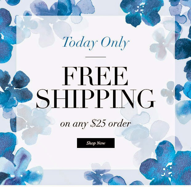 Avon Free Shipping on $25 Orders - April 2015