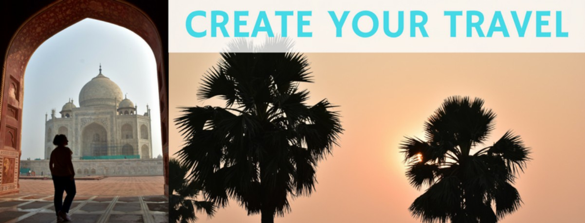 CREATE YOUR TRAVEL