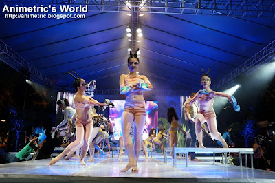 Ipanema Urban Jungle Fashion Show 2012