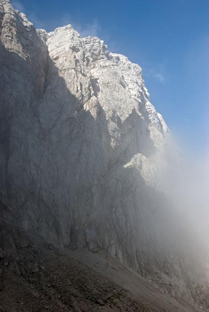 Mala Mojstrovka parete nord