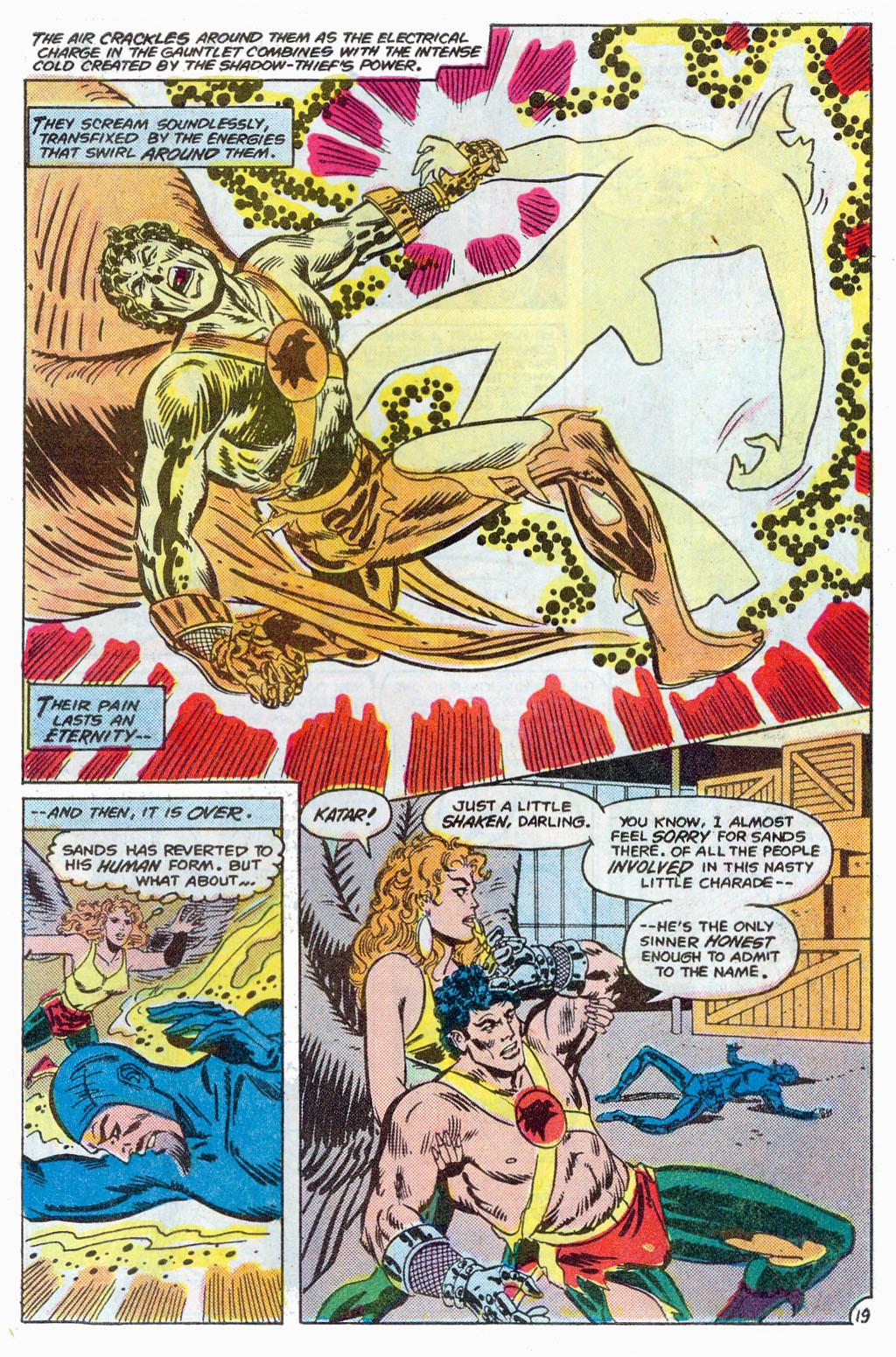 Hawkman (1986) Issue #3 #3 - English 22