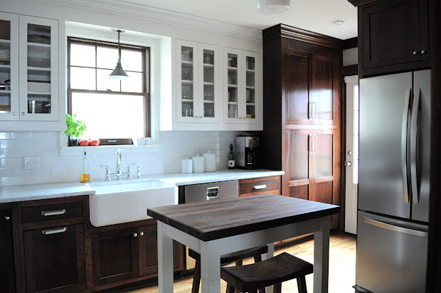 Apartment Therapy Kitchen Cabinets