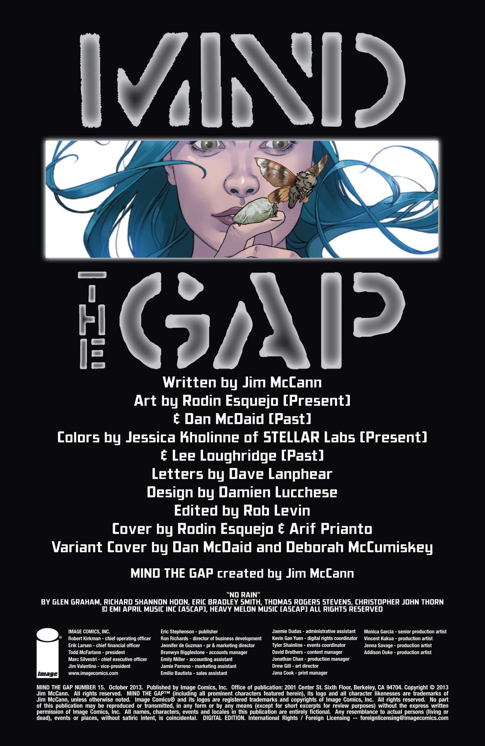 Read online Mind The Gap comic -  Issue #15 - 2