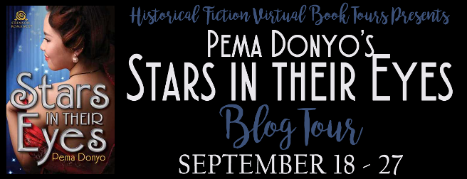 """Stars in Their Eyes"" Blog Tour and GIVEAWAY!"