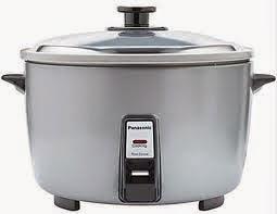 Cara Cepat Memasak Nasi dengan rice cooker