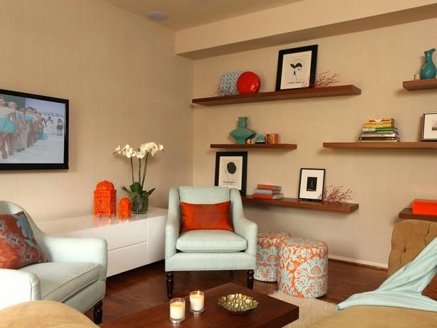 Top 10 couleur intérieure pour un salon cosy ~ Décor de ...