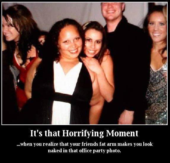 Very Funny Picture That Horrifying Moment When You Realize