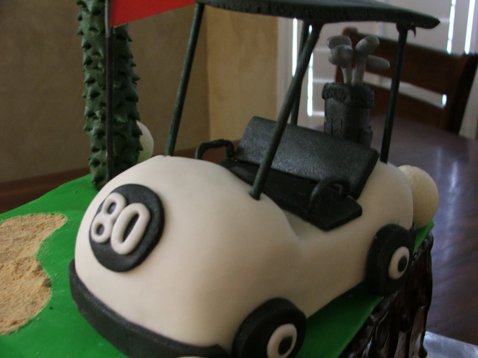 how to make a go kart out of fondant