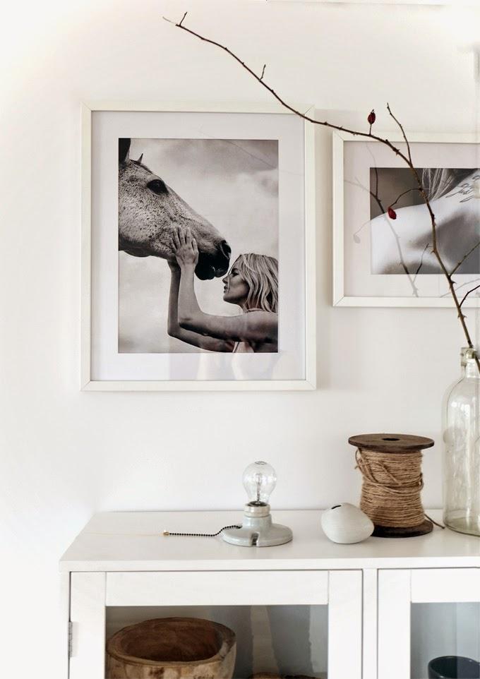 scandinavian interior design, styling Pella Hedeby via http://www.scandinavianlovesong.com/