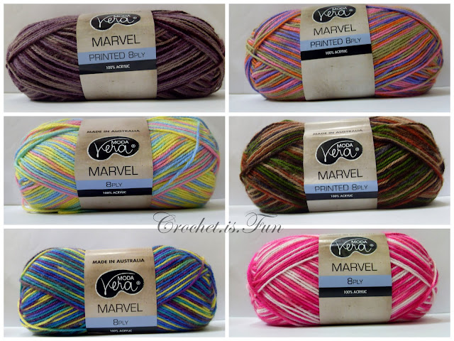 Crochetfun Imported Yarns For Sale