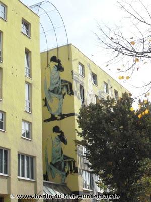 Berlin, graffiti, streetart, art, gebäude