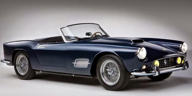 Mobil Klasik Ferrari