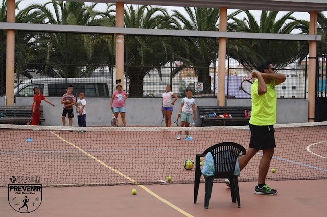 clases de tenis arucas