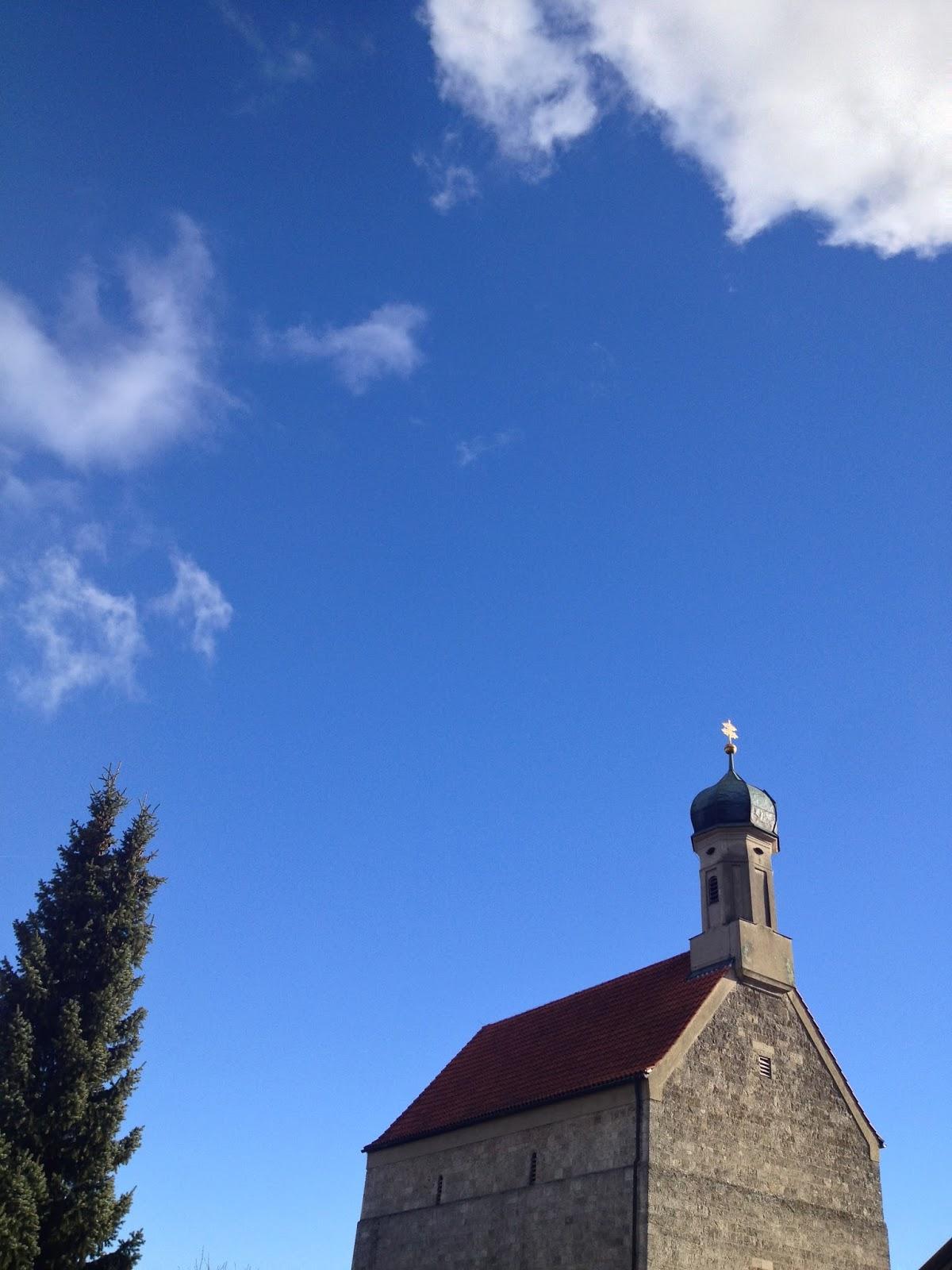 Kirche St. Jakob in Schondorf am Ammersee
