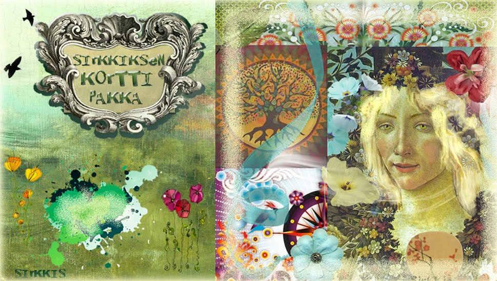sirkkiksen korttipakka