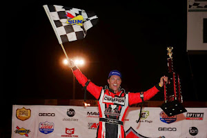 Bobby Pierce Wins the Inaugural St. Louis U Pic A Part 100