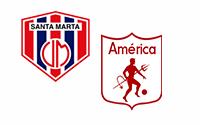Unión Magdalena vs América
