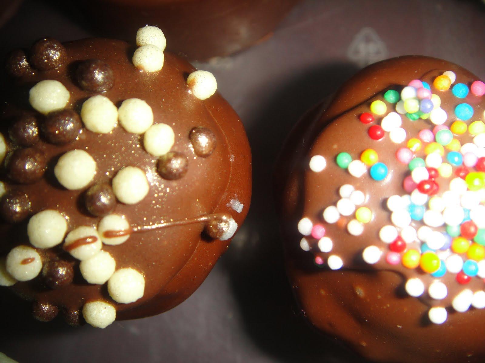Saborcastor cake pops for Cake pops cobertura