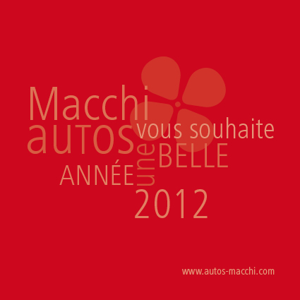 macchi autos mandataire automobile janvier 2012. Black Bedroom Furniture Sets. Home Design Ideas