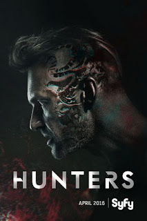 Syfy's HUNTERS premiere date announced