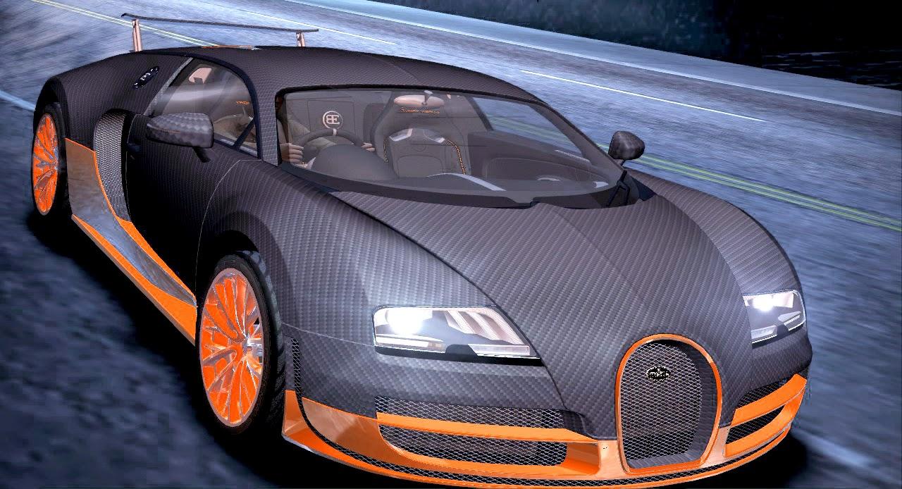 Bugatti Veyron Carbon Super Sport v1.1