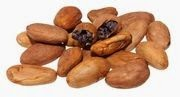 Angebot des Monats: Kakaobohnen, 200 g - 6,30 € statt 8,80 €