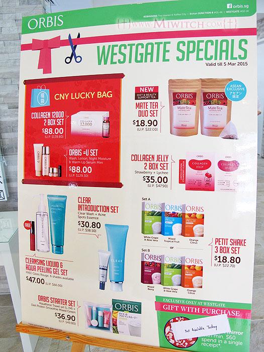 ORBIS CNY Specials