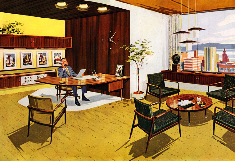Retropedia a look at style and design through time for Home decor 50s
