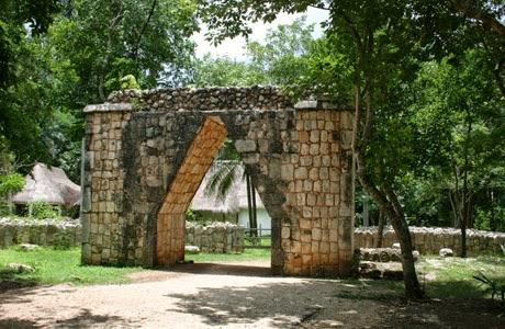 Yucatán, Chichen Itzá, Mayaland, hotel