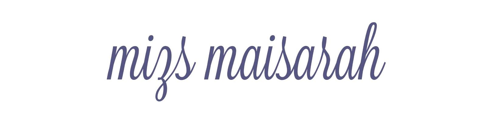 MIZS'MAISARAH
