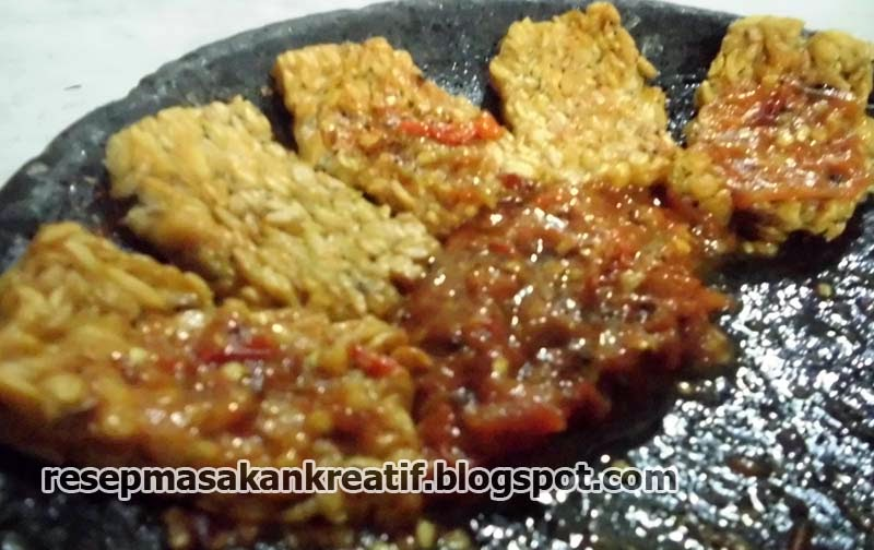 RESEP TEMPE PENYET DAN SAMBAL ENAK PEDAS - Aneka Resep Masakan ...