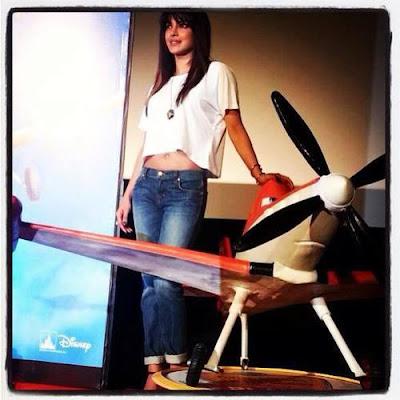 Priyanka Chopra Promotes Disney's Planes in Mumbai Gallery