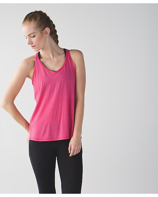 lululemon bon-bon sweat-it-out-racer