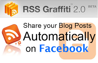 Automatically Share Blog Posts In Facebook