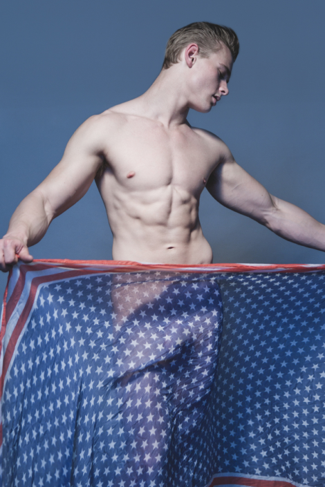 Jesse by James Demitri in 'American Dream' Editorial