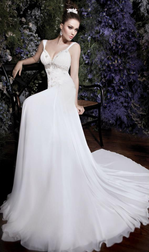 Lahav Galia wedding dresses pictures