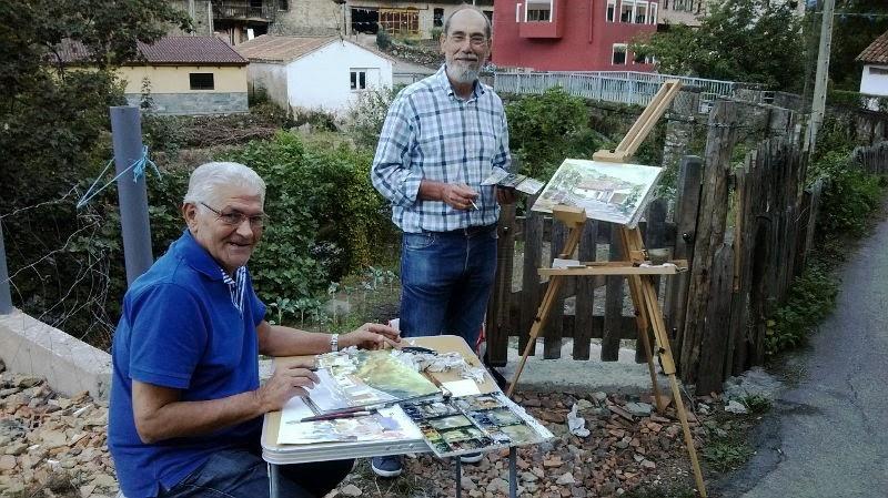 GUILLERMO Y ALFONSO