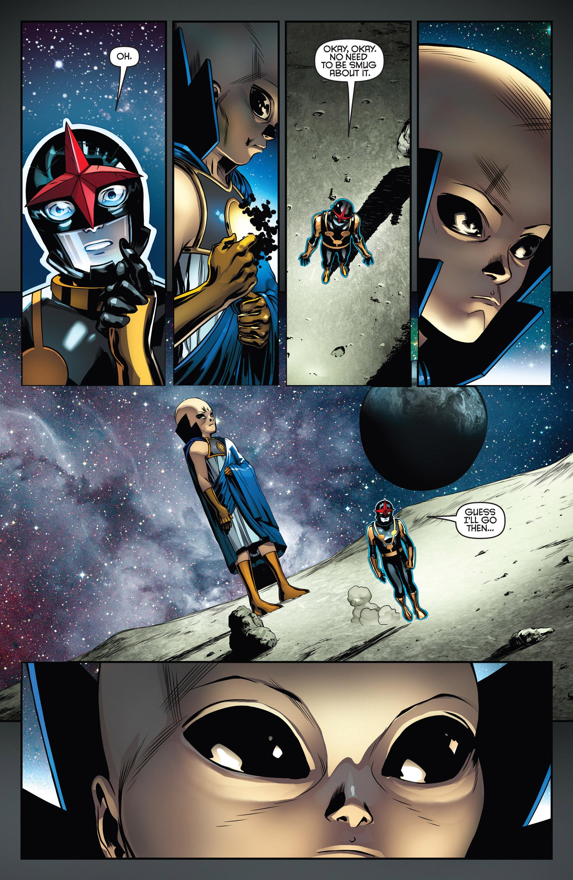 Nova (2013) - Chapter  10 | pic 19