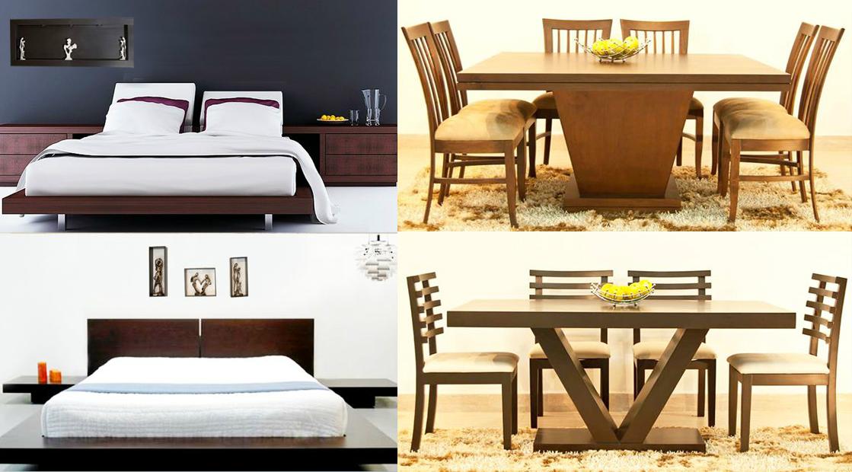 Rec mara y comedor espacios b sicos para el descanso y la for Recamaras de madera df