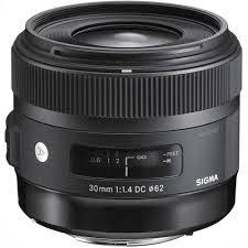 Daftar Harga Lensa Kamera Sigma Prime Lens For Canon